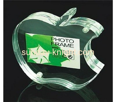 Acrylic discount apple picture frames APK-002