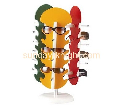 Acrylic sunglass display stand SDK-002
