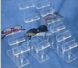 Acrylic sunglasses display with multi-holders SDK-006
