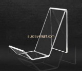 Clear lucite shoe display stand for retails SSK-007