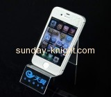 Clear perspex cell phone display stands CPK-012