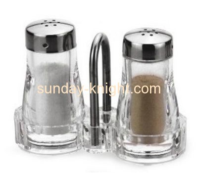 Transparent acrylic pepper bottle AHK-013
