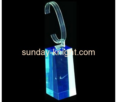 Clear acrylic watch display stand JDK-021