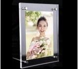 2015 new style acrylic photofunia sex photo picture frame APK-027