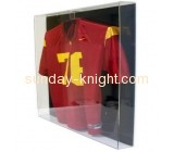 Plexiglass acrylic jersey display cases wholesale DBK-039