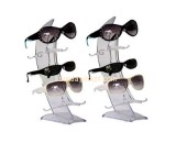 Custom acrylic display sunglasses display rack SDK-025