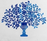 Wholesale acrylic wall sticker tree bedroom mirror wall decorative mirror MAK-078