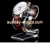 Custom acrylic displays and holders cheap jewelry displays watch and bracelet holder JDK-167