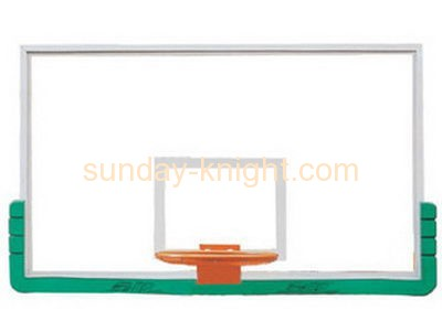 Plexiglass manufacturer customize acrylic basketball board basketball backboard  ODK-061