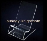 Perspex manufacturers customized display mobile cell phone holders for your desk CPK-110