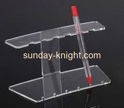 Acrylic products manufacturer customized acrylic pen stand holder ODK-126