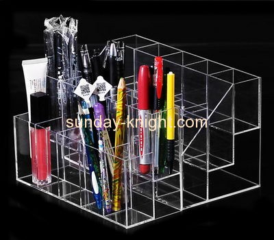 Acrylic display stand manufacturers customized acrylic retail best pen holder display stands ODK-143