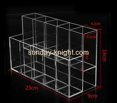 Acrylic display supplier customized acrylic pen display stand holder ODK-152