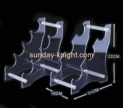 Acrylic display manufacturers customized flashlight  display stand holder ODK-155