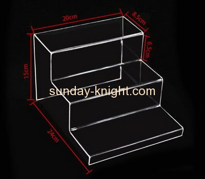 Plexiglass company customized acrylic trade display stands holders ODK-182