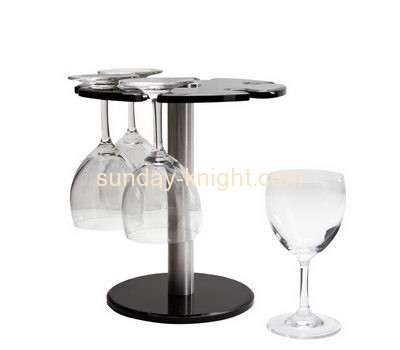 Acrylic plastic supplier customized cup holder stand WDK-059