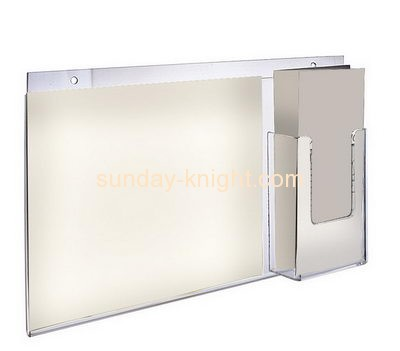 Acrylic manufacturers custom plexi plastic display signs BHK-116