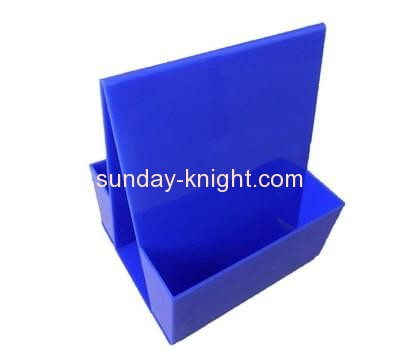 Plastic fabrication company custom acrylic display flyers holders BHK-525