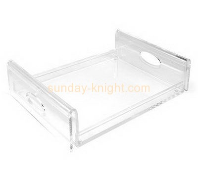 Acrylic manufacturers custom perspex tea cup holder HCK-095