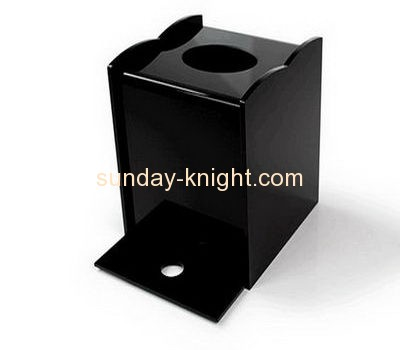 Acrylic supplier custom perspex tissue box cover HCK-122