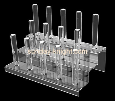 Acrylic factory custom lucite stand for display ODK-214