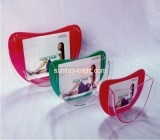 Acrylic fish bowl insert picture frame FTK-003