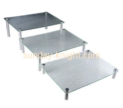Acrylic food stands rack for light refreshments FSK-004