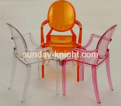 Custom acrylic ghost chair AFK-005