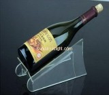 Plexiglass  display stand fro red wine WDK-009