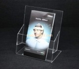 Acrylic brochure holder for magazines and files BHK-009