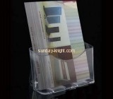 Acrylic brochure display holders for magazine and poster BHK-010