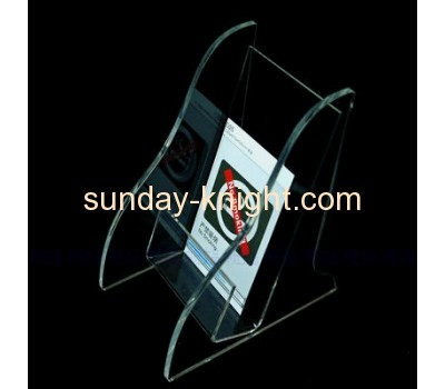 Acrylic display holder for poster BHK-012