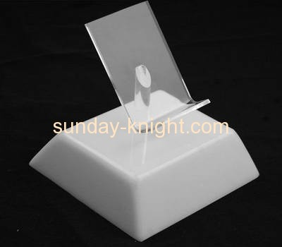 Custom perspex cell phone display stands CPK-009