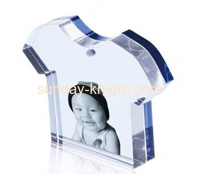T-shirt shape acrylic photo frames APK-009