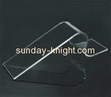 Transparent acrylic shoe display rack SSK-013