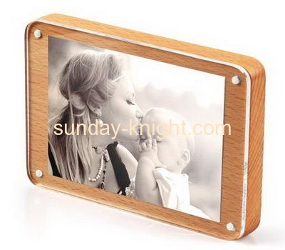 Wood picture frame APK-013