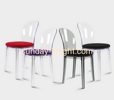 Clear acrylic ghost chairs for meeting room AFK-028