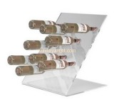 New fashion design acrylic display stand for small beer bottle WDK-025