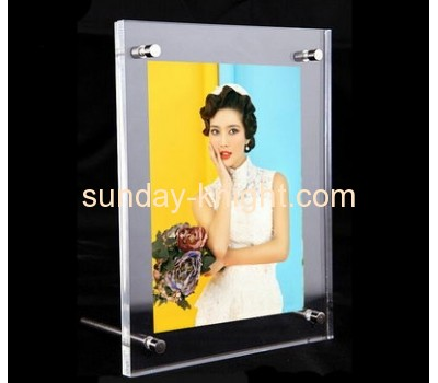 2015 new style acrylic photofunia sexy girl photo frame with competitive price APK-024