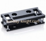 Custom design acrylic tool cup holder HCK-037