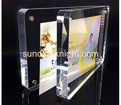 China factory custom acrylic funia love photo frame APK-025