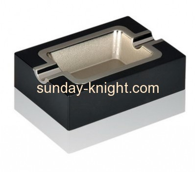 Wholesale top quality acrylic plastic funny ashtray HCK-036