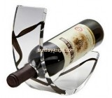 Acrylic display stand wine bottle display rack wine display rack WDK-029