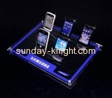 Custom acrylic display stand mobile phone display rack display stand for cell phone CPK-023