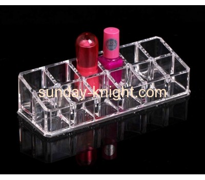 Acrylic makeup organizer nail polish display stand acrylic holder MDK-050