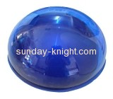 Wholesale acrylic large plastic hemisphere dome half sphere acrylic dome cover DBK-047