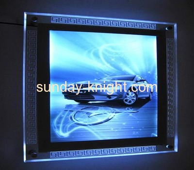 Custom led picture frame photo frame picture frame manufacturer APK-033