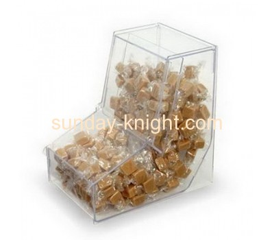 Wholesale acrylic food box storage plastic box acrylic display box FSK-047
