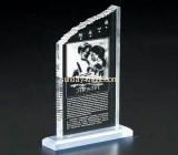 Custom acrylic trophy medal replica grammy award trophy ATK-025