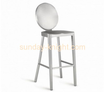 Factory direct sale clear acrylic chair armless ghost chair clear acrylic furniture AFK-052